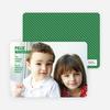 Feliz Navidad Holiday Photo Cards - Forest Green