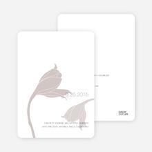Floral Elegance - Ash