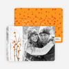 Holiday Berries Christmas Cards - Apricot
