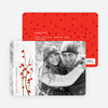 Holiday Berries Christmas Cards - Tomato Red