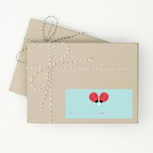 Ladybug - Blue