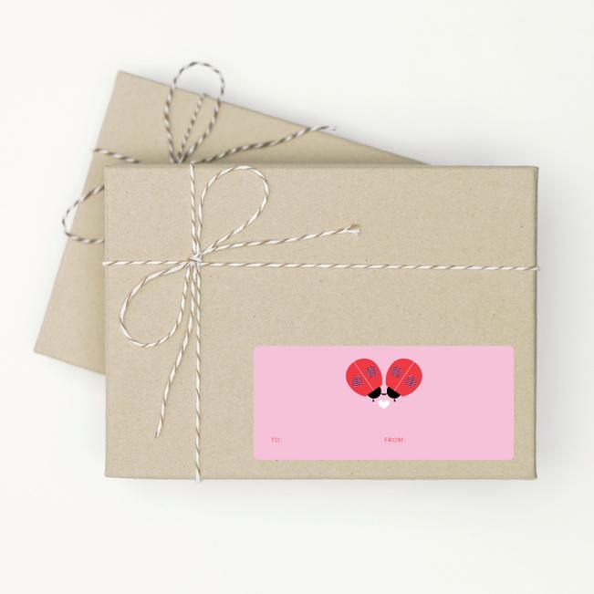 Ladybug - Pink