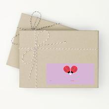 Ladybug - Purple