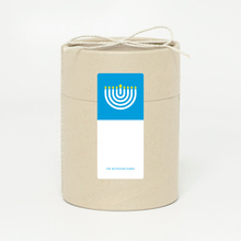 Menorah - Blue
