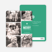 Merry Photos - Green
