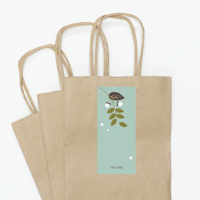 Mistletoe - Blue