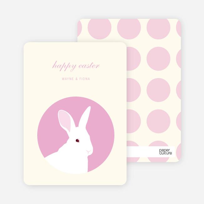 Bold Easter Bunny - Iceberg