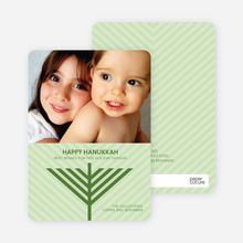 Menorah Wishes - Asparagus