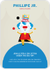 Juggling Clown - Front View