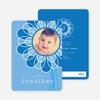 Flower Child Birth Announcements - Spring Water