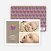 Grape Greatness Birth Announcements - Grape