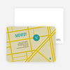 Moving Map Moving Announcements - Mellow Yellow