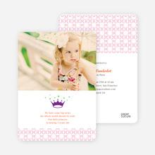 Classic Princess - Carnation
