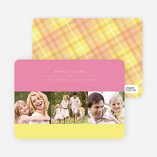 Studio Triple Easter Cards - Pink Lemonade