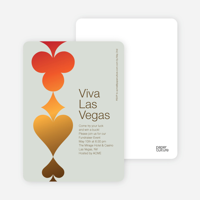 Casino invitations birthday cartonsthink casino invitations birthday stopboris Choice Image
