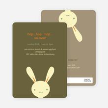 Hip Hop Bunny Hop - Sunshine