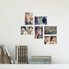 Just Photos 4 x 6 - Wall Decal View