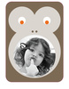 Monkey Photo Frame Sticker - Printed View