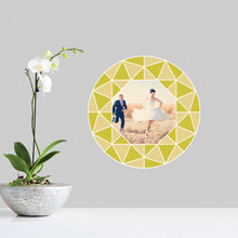 Circle of Diamonds - Yellow