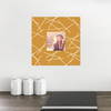 Fashion Frames Photo Wall Decals - Brown
