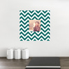 Fashion Frames Photo Wall Decals - Green