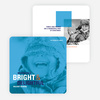 Blue Note Holiday Cards - Blue