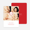 Christmas Cards that Spread the Joy - Red