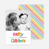 Fun Christmas Cards: Scribble Merry Christmas - Multi