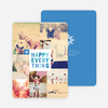Happy Everything Cards - Blue
