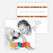 Global Peace Holiday Cards - Multi