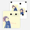 Oh Joy Dots Holiday Cards - Black
