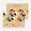 Seeing Stars Hanukkah Cards - Yellow