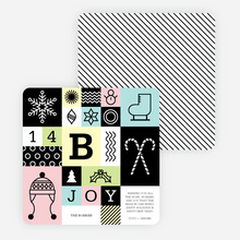 Winter Things Holiday Cards - Multi