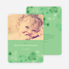 Holly Jolly Christmas Cards - Green