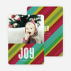 Joyful Stripes Holiday Cards - Multi