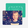 Glad Tidings Holiday Cards - Green
