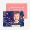 Glad Tidings Holiday Cards - Red