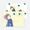 Oh Joy Dots Holiday Cards - Green