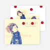Oh Joy Dots Holiday Cards - Red