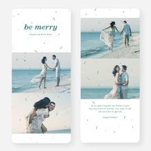 Be Merry Flecks - Green