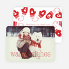 Mittens and Warm Wishes - Red