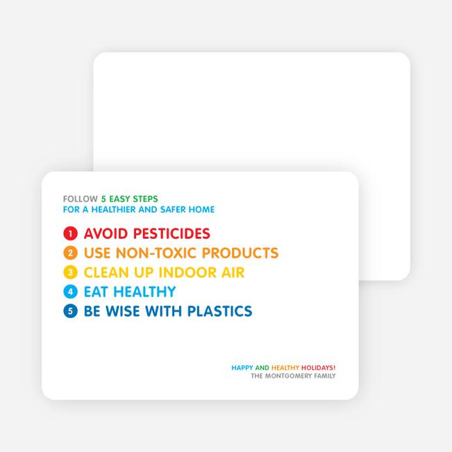 Healthy Child Healthy World: 5 Steps - Multi