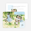 Photo Collage Holiday Cards - Blue