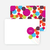 Balloons Note Cards - Main View