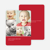 Capture the Moment Chinese New Year Cards - Cherry