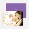Prosperity Chinese New Year Cards - Purple