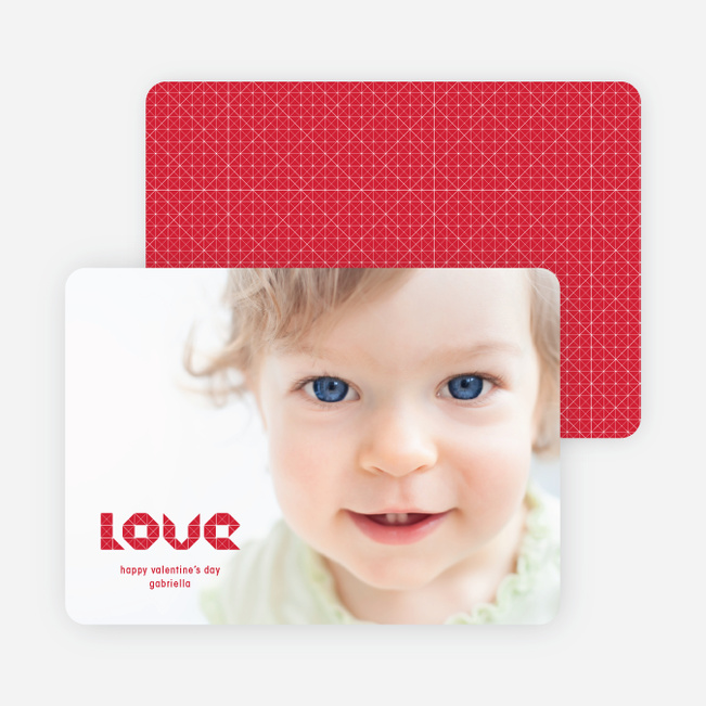 Simply Photos LOVE: Valentines Day Card - Ruby