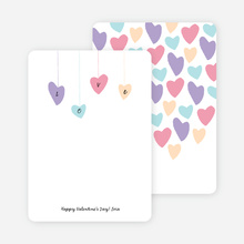 Spread the Love Eco Notecards - Multi