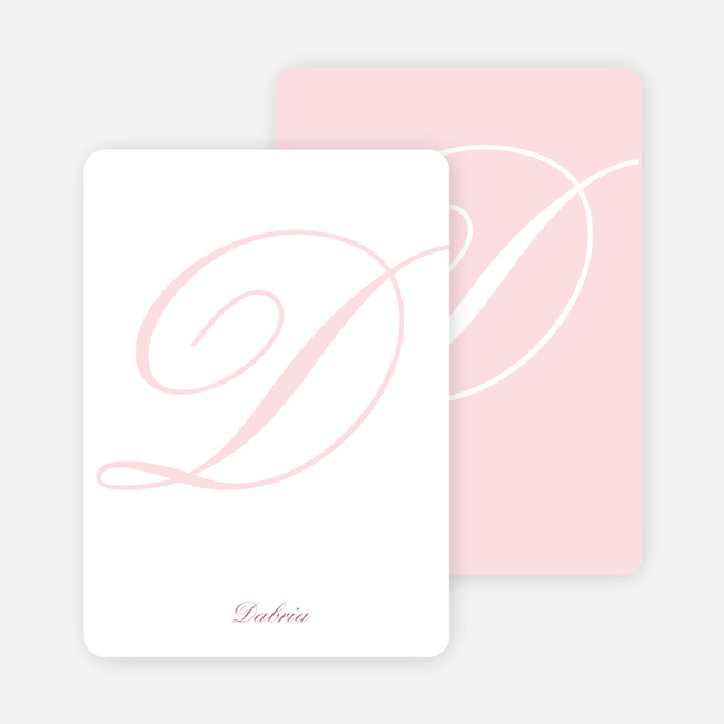 monogram wedding invitations letters personalized note cards paper culture 6001