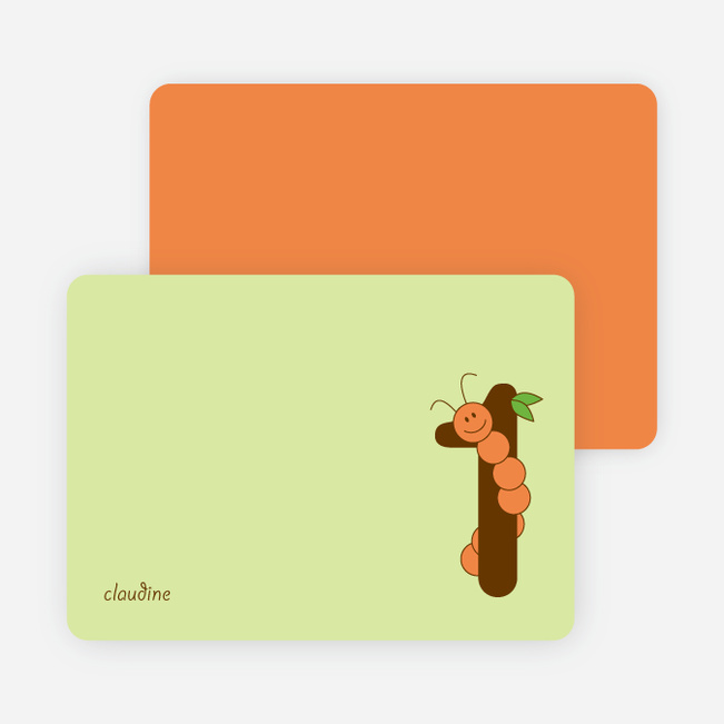 Note Cards: 'Moving from Crawling to Walking' cards. - Light Orange